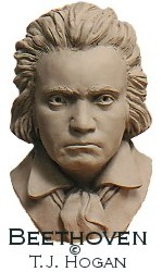 Beethoven Statue #1